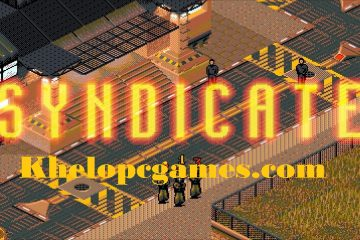 Syndicate Free Download Full Version PC Game Setup