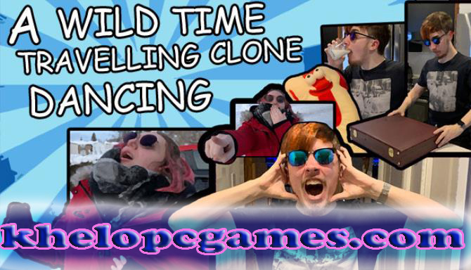 A Wild Time Travelling Clone Dancing PC Game + Torrent  Free Download