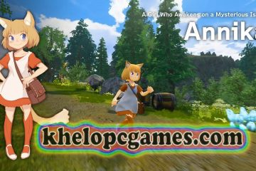 Giraffe and Annika Plaza Full Version Pc Game Free Download