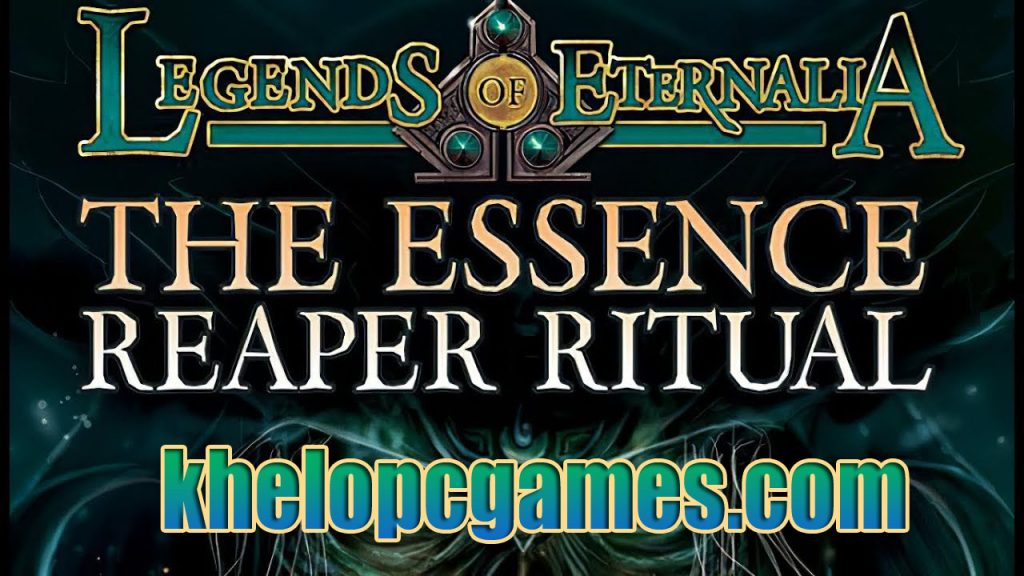 The Essence Reaper Ritual CODEX 2020 Pc Game Free Download