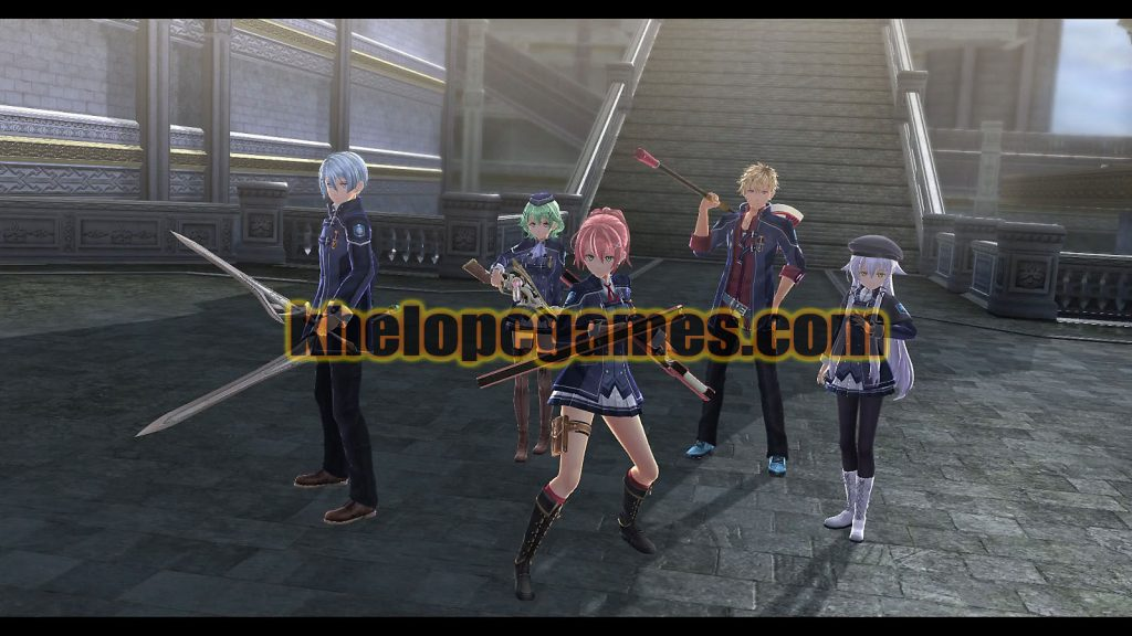 The Legend of Heroes: Trails of Cold Steel III PLAZA 2020 Pc Game Free Download (v1.04 & DLC)