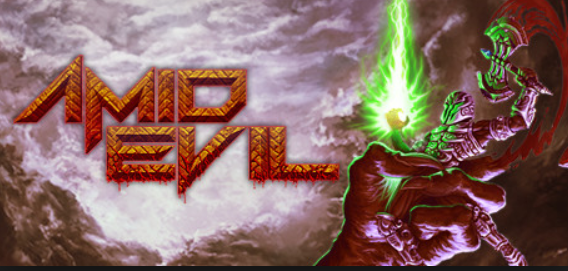 AMID EVIL Pc Game + Torrent Free Download Full Version