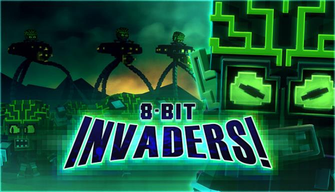 8-Bit Invaders! PC Game + Torrent Free Download (Update 19)