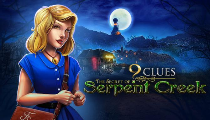 9 Clues: The Secret of Serpent Creek PC Game + Torrent Free Download