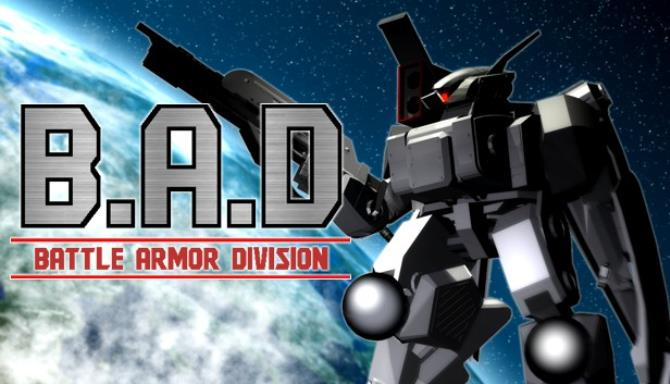 B.A.D Battle Armor Division PC Games +Torrent Free Download