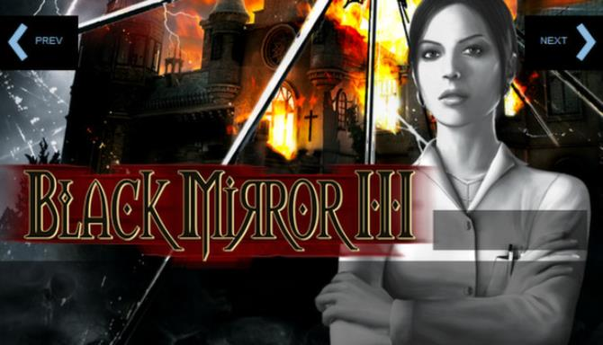 Black Mirror III PC Game + Torrent Free Download