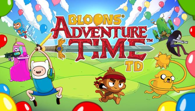 Bloons Adventure Time TD PC Game Free Download