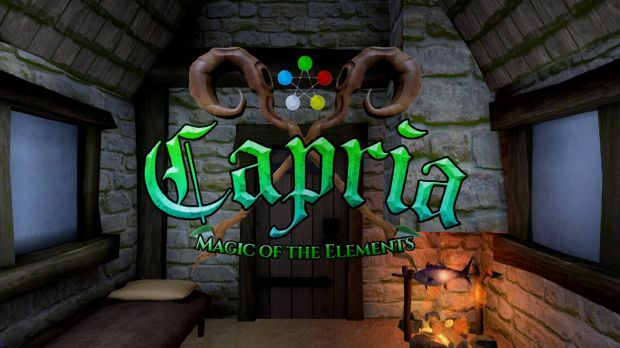 Capria: Magic of the Elements PC Game + Torrent Free Download