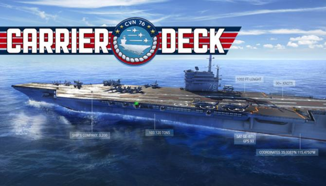Carrier Deck PC Games + Torrent Free Download (v1.1.4)