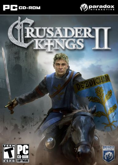 Crusader Kings II v2.6.3 PC Games +Torrent Free Download (Inclu ALL DLC)