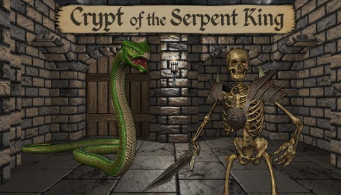 Crypt of the Serpent King PC Game + Torrent Free Download