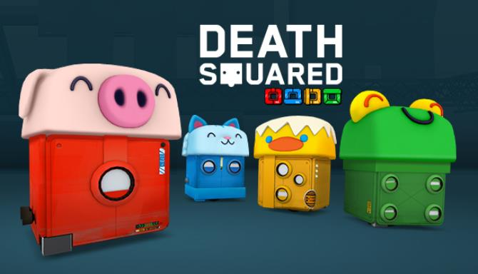 Death Squared PC Games + Torrent Free Download