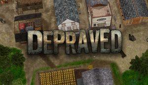 Depraved Pc Game + Torrent Free Download (v0.19)