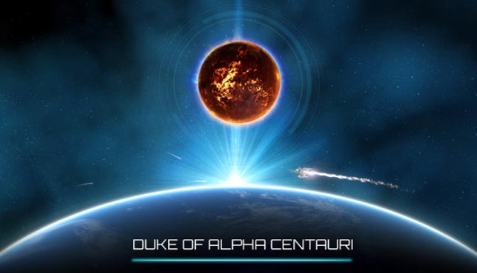 Duke of Alpha Centauri PC Game Free Download