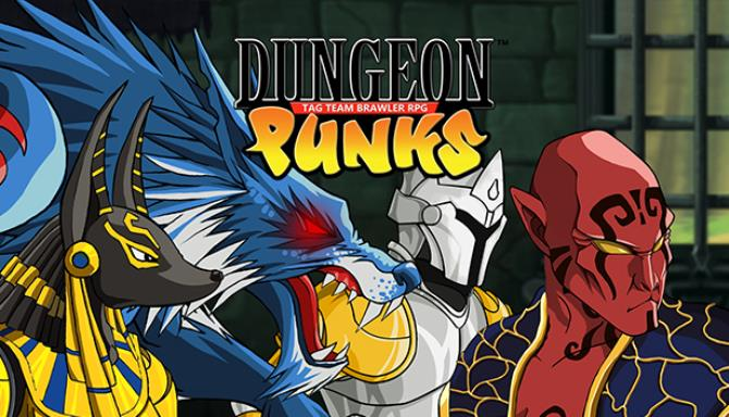 Dungeon Punks PC Game + Torrent Free Download