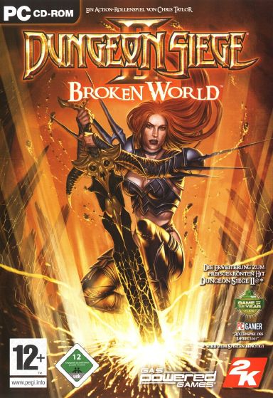 Dungeon Siege II (Inclu Broken World) PC Game + Torrent Free Download