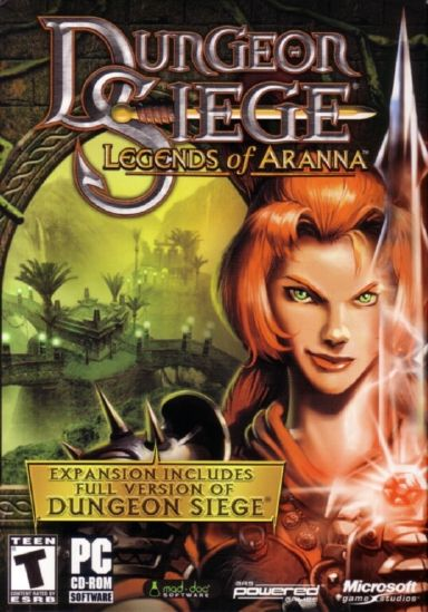 Dungeon Siege: Legends of Aranna PC Game Free Download