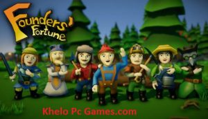 Founders' Fortune PC Game+ Torrent Free Download