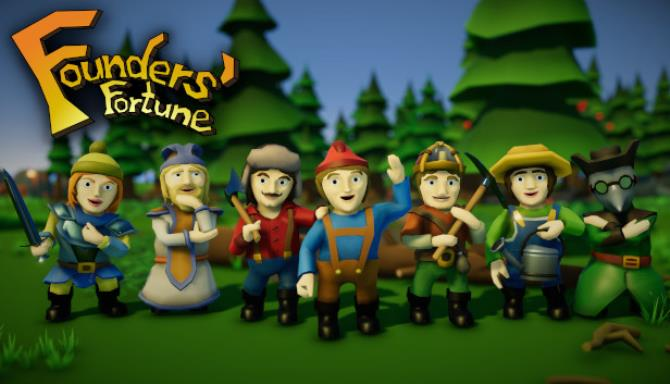 Founders' Fortune PC Game + Torrent Free Download