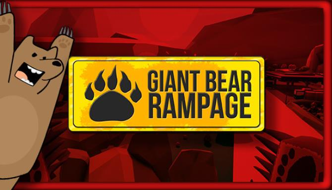 Giant Bear Rampage! – a Kaiju Bear Simulator PC Game + Torrent Free Download