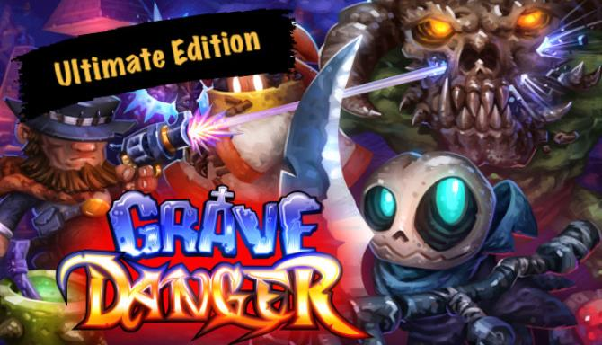Grave Danger PC Game + Torrent Free Download