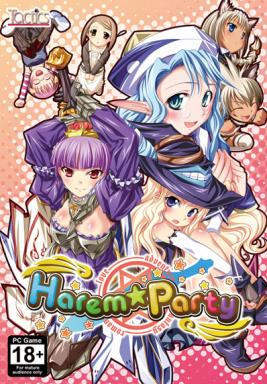 Harem Party PC Game + Torrent Free Download