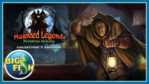 Haunted Legends: Monstrous Alchemy Collector's Edition PC Game Free Download