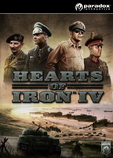 Hearts of Iron IV v1.3.3 PC Game + Torrent Free Download (Inclu ALL DLC)