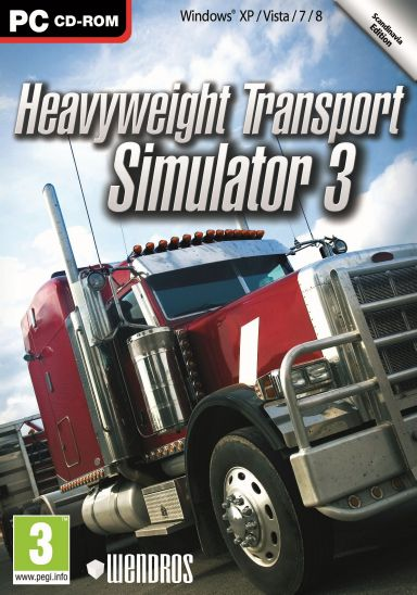 Heavyweight Transport Simulator 3 PC Game + Torrent Free Download