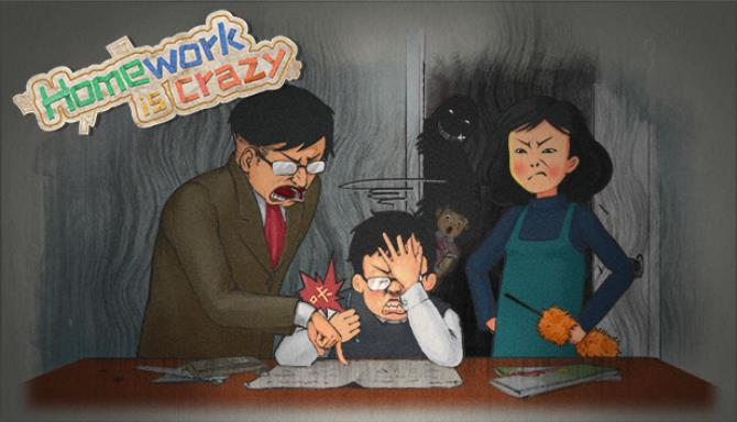 HomeWork Is Crazy / 作业疯了 PC Game + Torrent Free Download