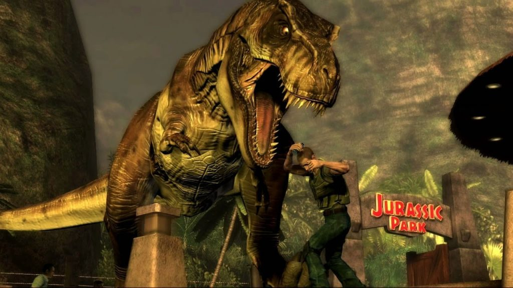 Jurassic Park The Game PC Game + Torrent Free Download