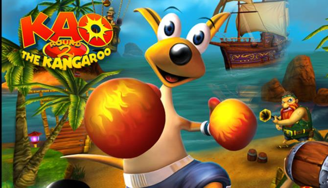 Kao the Kangaroo: Round 2 PC Game + Torrent Free Download
