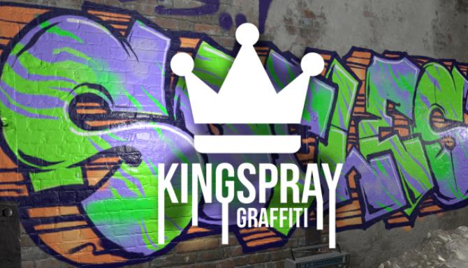 Kingspray Graffiti VR PC Game +Torrent Free Download
