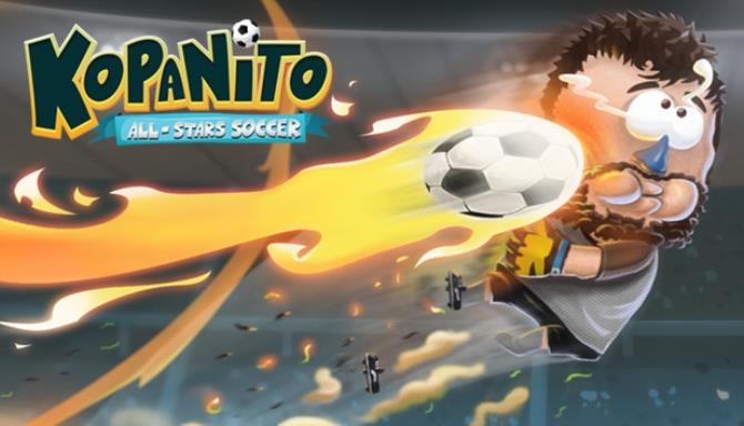 Kopanito All-Stars Soccer PC Game + Torrent Free Download (v1.0.7)