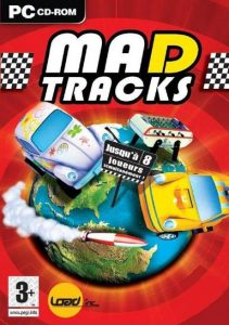 Mad Tracks PC Game + Torrent Free Download Full Version