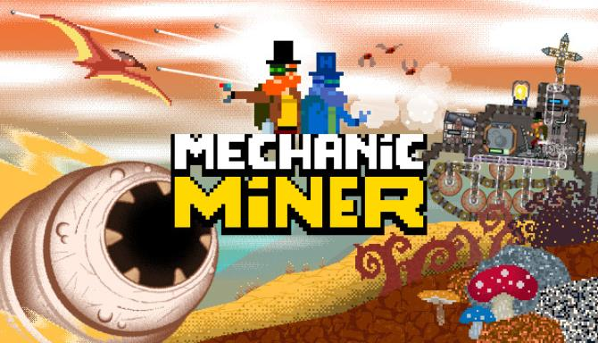 Mechanic Miner PC Game Latest Free Download (v0.5.1a)