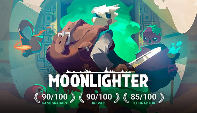 Moonlighter PC Games Free Download (v1.10.35.2 & ALL DLC)