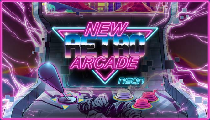 New Retro Arcade: Neon PC Game + Torrent Free Download