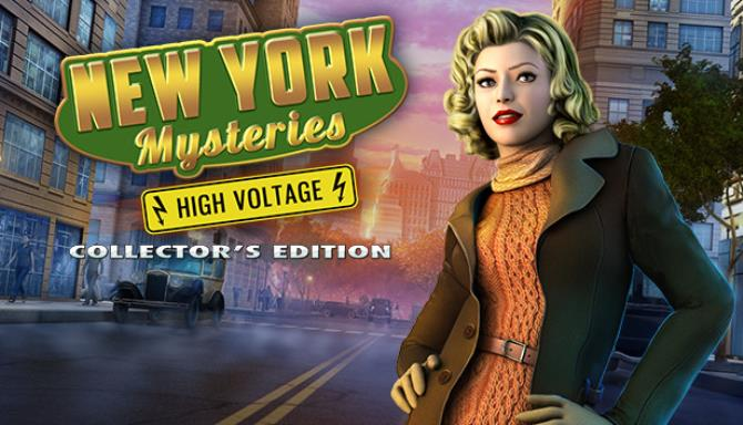 New York Mysteries: High Voltage PC Game + Torrent Free Download