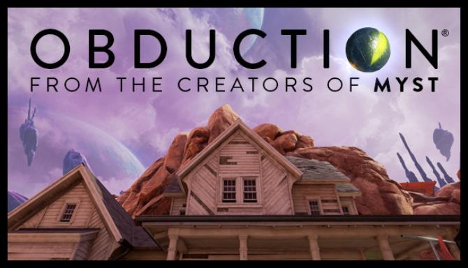 Obduction PC Games +Torrent Free Download (v1.7.2)