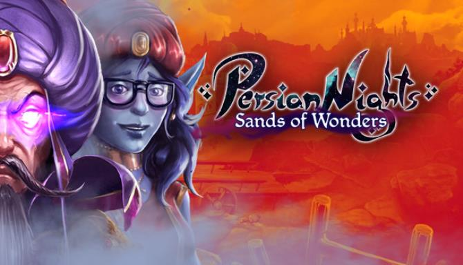 Persian Nights: Sands of Wonders PC Game + Torrent Free Download