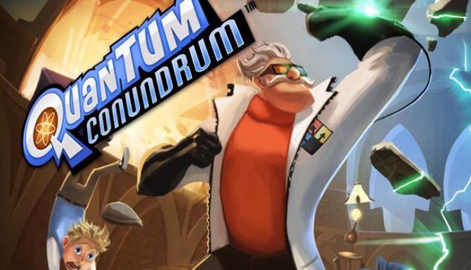 Quantum Conundrum PC Game + Torrent Free Download
