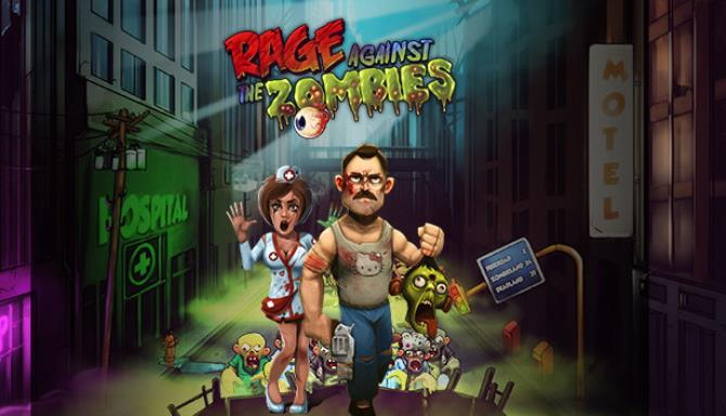 Rage Against The Zombies PC Games Free Download