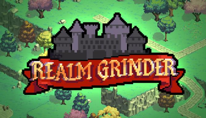 Realm Grinder PC Game + Torrent Free Download