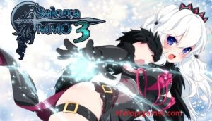 Sakura MMO 3 PC Game + Torrent Free Download Full Version