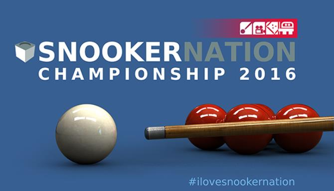 Snooker Nation Championship PC Game Free Download