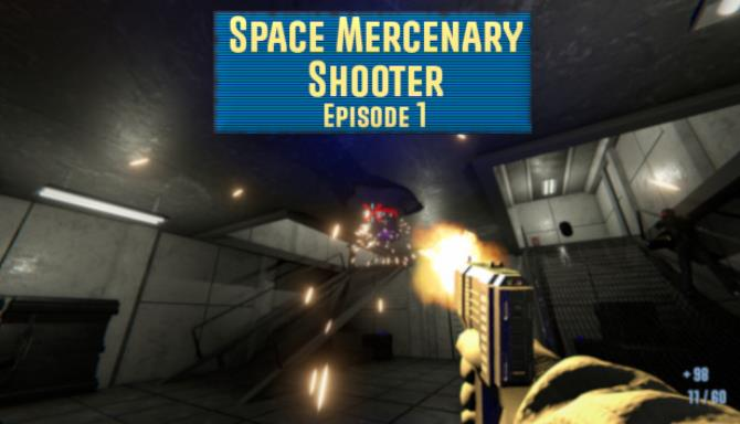 Space Mercenary Shooter: Episode 1 PC Game + Torrent Free Download
