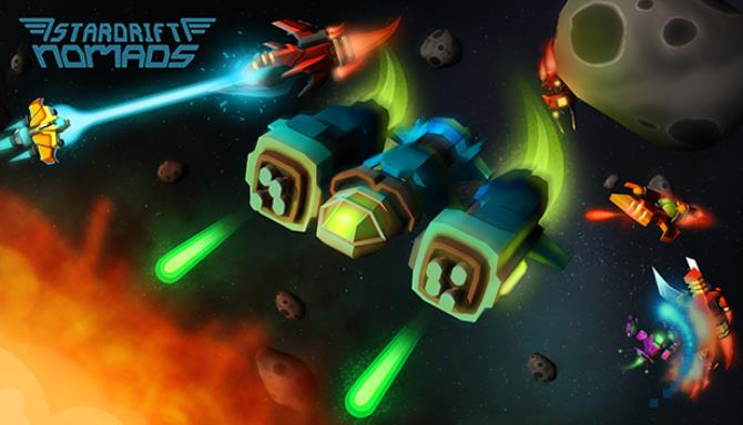 Stardrift Nomads PC Games + Torrents Free Download (v1.10)