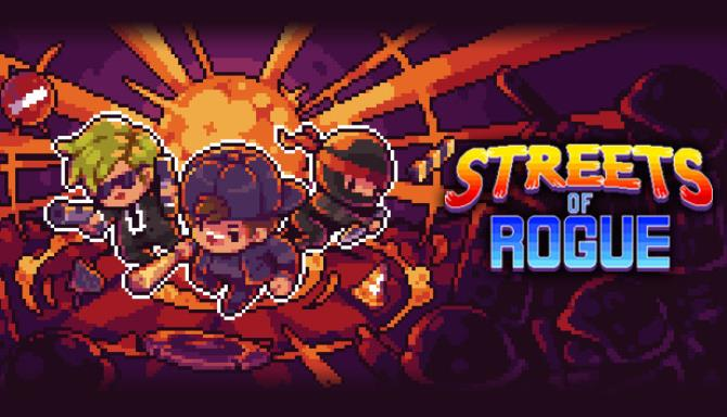 Streets of Rogue  (New) Free Download PC Game