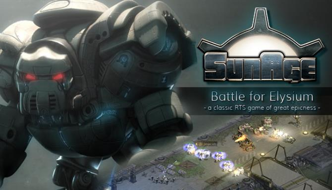 SunAge: Battle for Elysium PC Games + Torrent Free Download